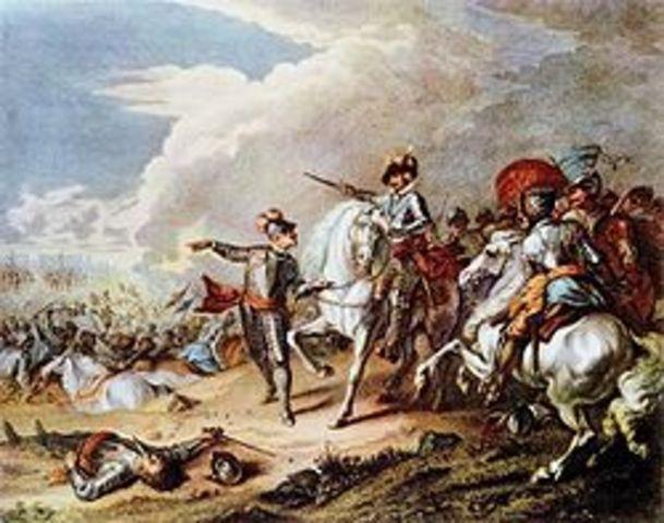 estalla la revolucion inglesa