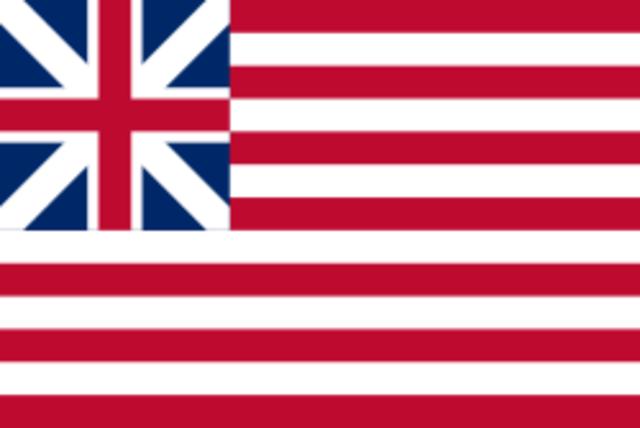 Estalla la guerra en las 13 colonias inglesas