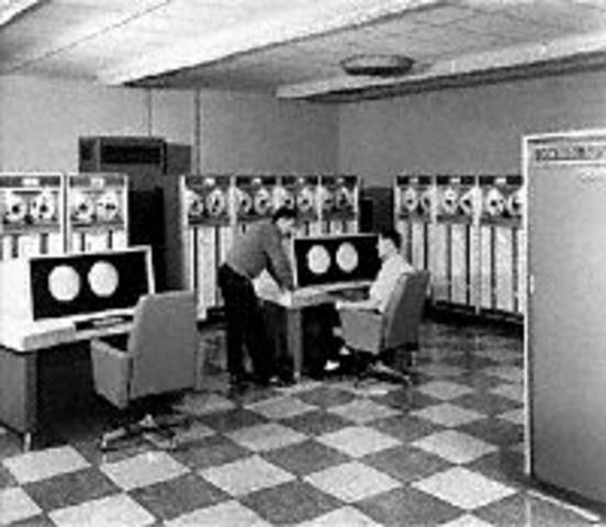 CDC Supercomputer