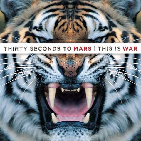 "Выход 3-го альбома, ""This is war"""