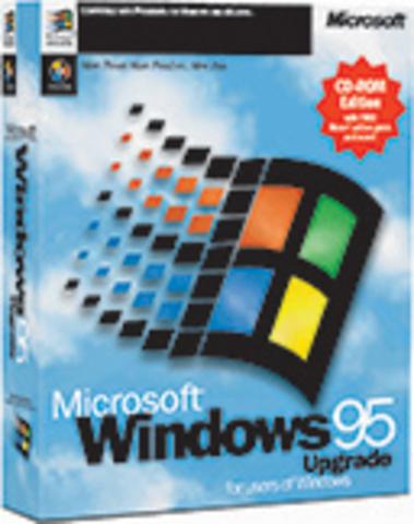 PRESENTACION DE WINDOWS 95