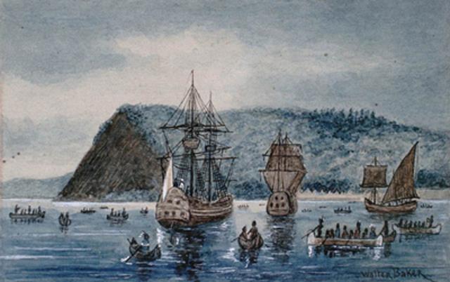 Jacques Cartier Second Voyage (1535-1536)