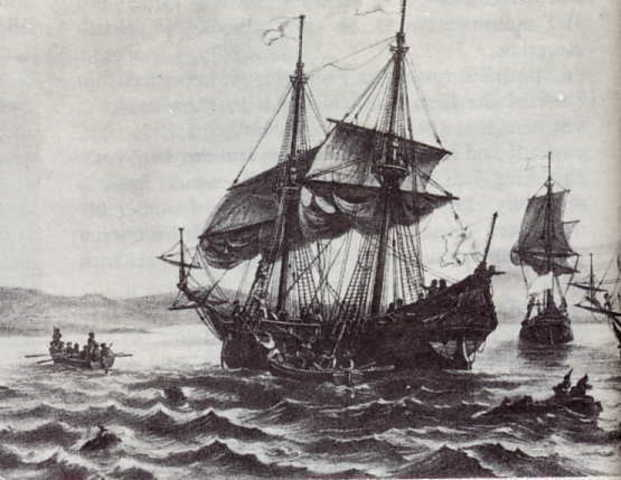 Jacques Cartier Thrid Voyage (1541-1542)