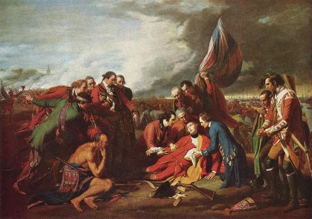 Battle On the Plaines of Abraham