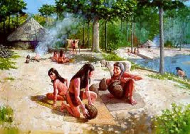 Indians, Pre-European