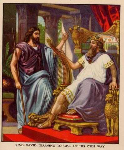 King David captures Jerusalem - 1000 BC