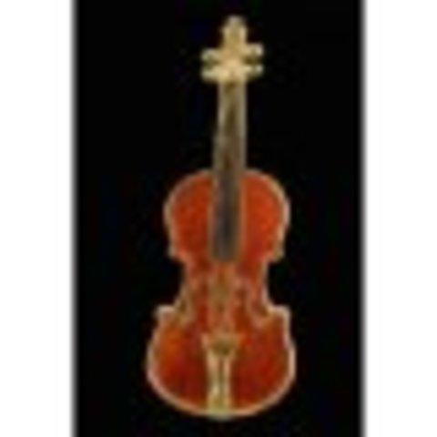 First Signed Stradivarius Violin.