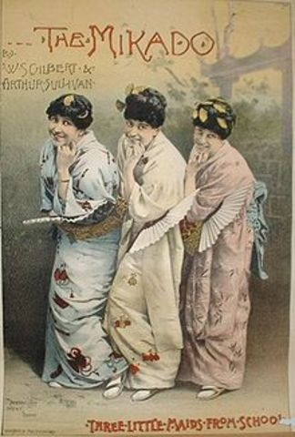 First Female Singers Perform.