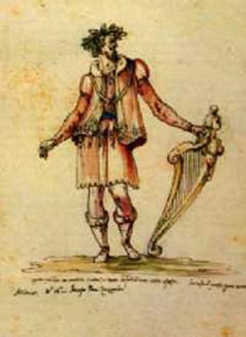 Peri Jacopo Writes Opera.