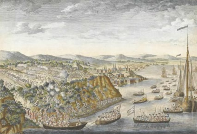 Fall of New France