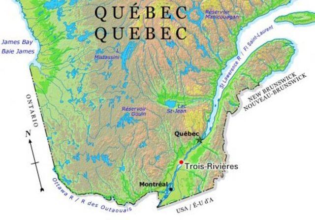 Foundation of Trois-Rivières