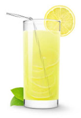 Introduces freshly squeezed lemonade