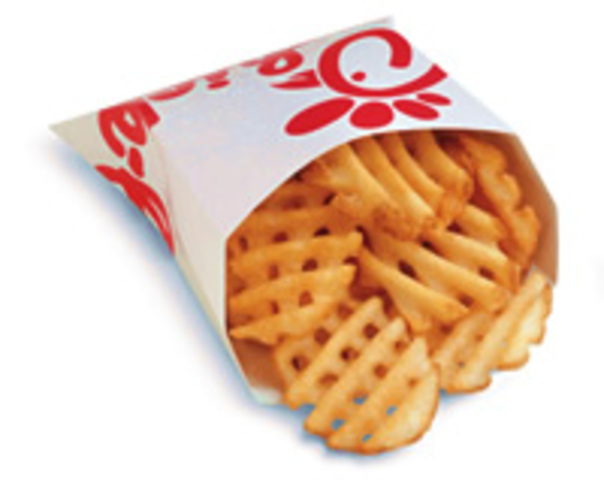 Chick-Fil-A's famous Waffle fries are born