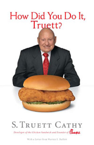 Truett Cathy publishes his first two books