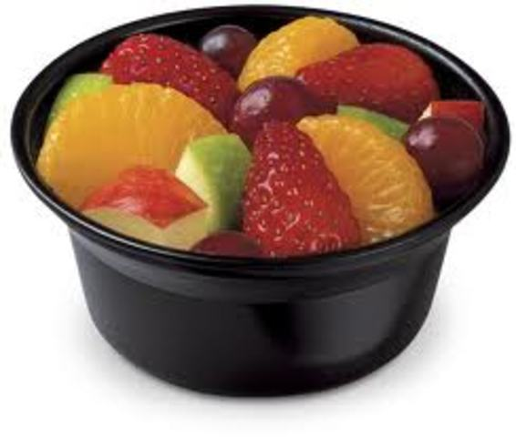 Fruit cup and Chick-n-minis are invented