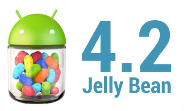 Android 4.2:Jelly Bean