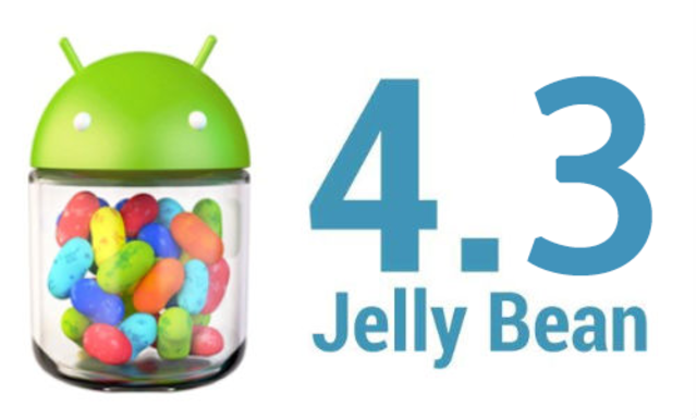 Android 4.3: Jelly Bean
