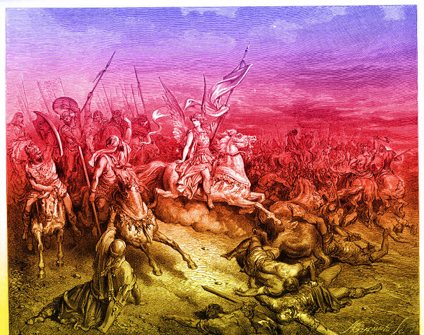 Maccabees fight for Israel - 164 BC