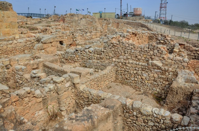 Jerusalem is ruled by the Hasmonean family - 165 BC