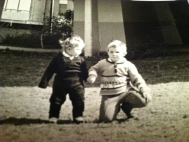 The 60's me and my brothers were born.