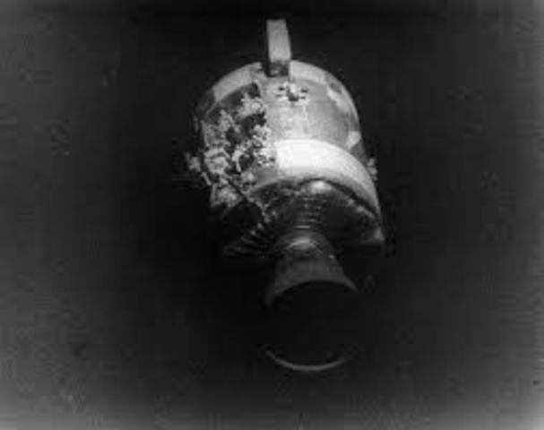 "Apollo 13: "" Huston we have a problem"""