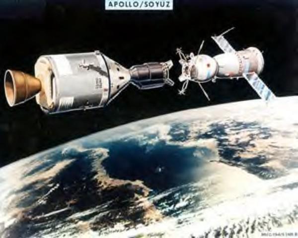 Apollo- Soyuz test project