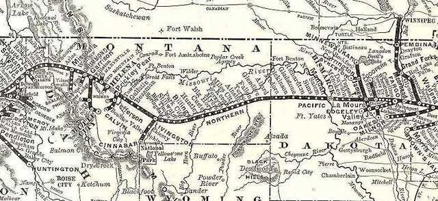 pacific railroad