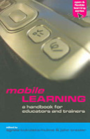 Mobile Learning:A Handbook for Educators and Trainers