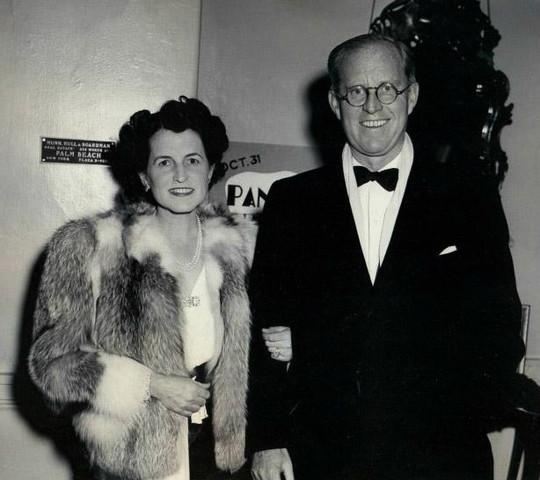 Joseph y Rose Kennedy