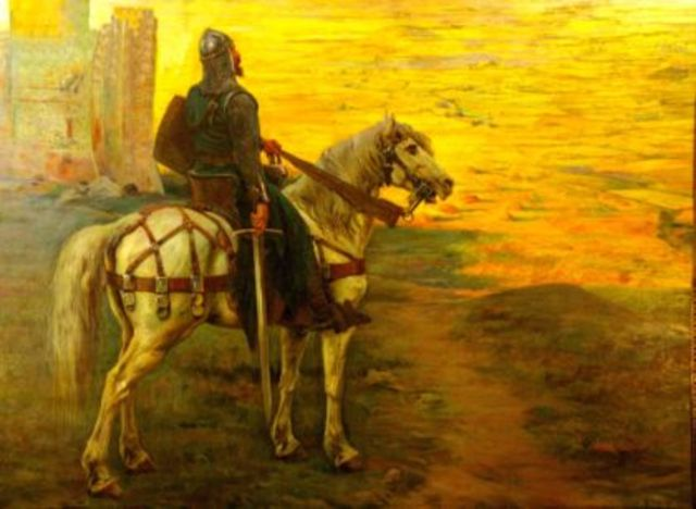 Cantar del Mio Cid (1195-1207)