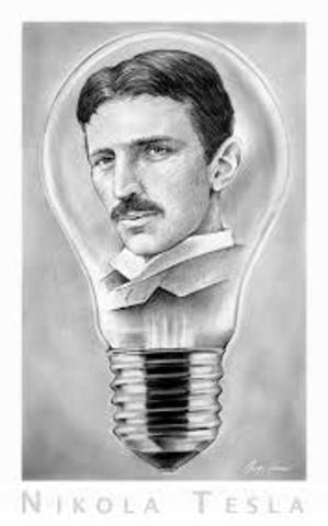 Nikola Tesla: Primeras ideas del internet