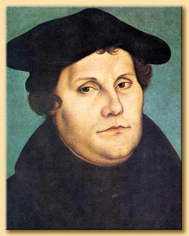 Martín Lutero, La Reforma