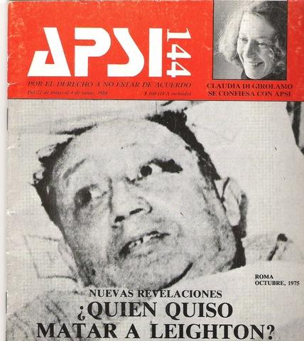 revista Apsi