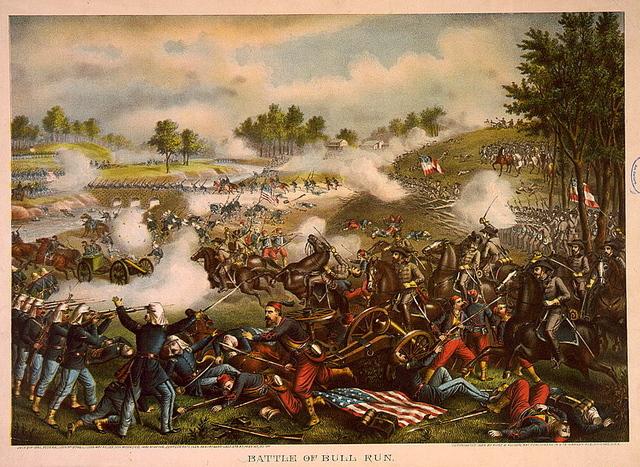 Battle of First Manassas (Bull Run)