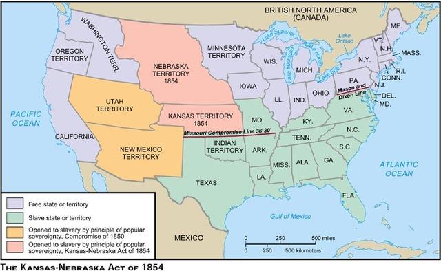 Kansas--Nebraska Act