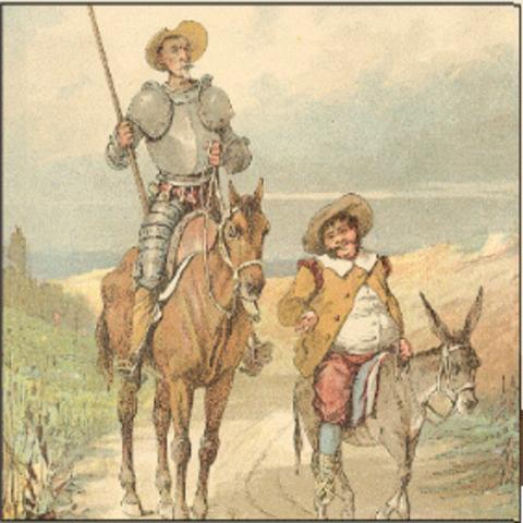 I Edición de don Quijote de la Mancha