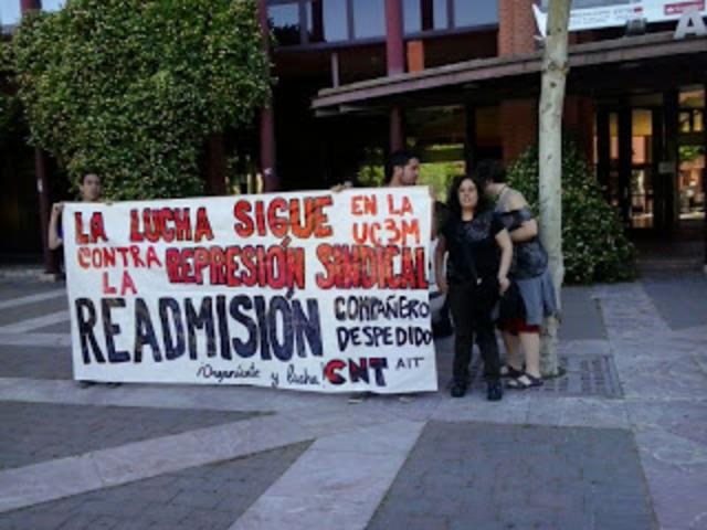 sindicalistas son expulsados del país