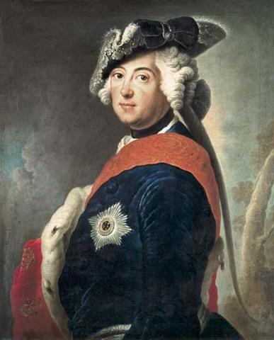 Federico II, Rey de Prusia