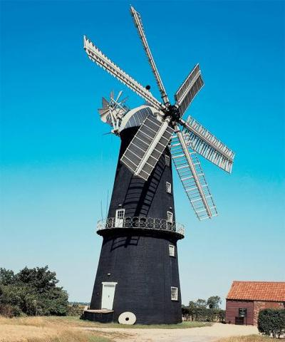 Windmill Becomes Popular