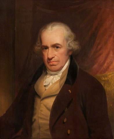 James Watt, La Maquina de Vapor