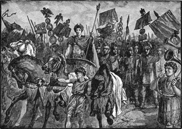 Punic War I--BC
