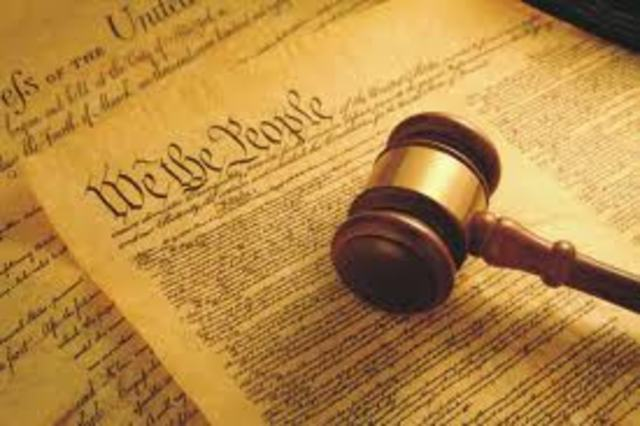 Role of Constitution/Sovereignty & Federal Powers