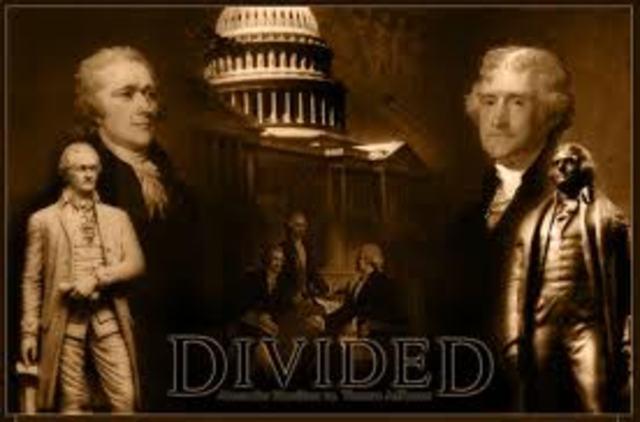 Federalist vs. Anti-Federalist Ratificaton Arguments