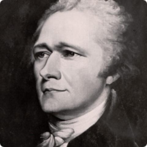Alexander Hamilton's Financial Plans