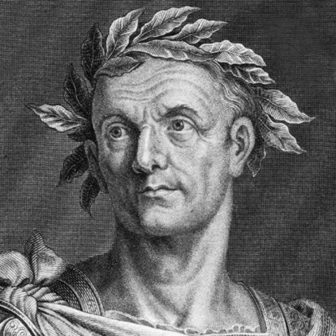 Julius Caesar's Rule--48 BC