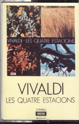 Vivaldi  les queatre estacions