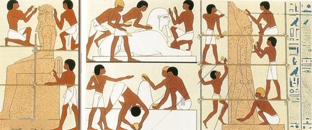 Egipto (1450 a.c)