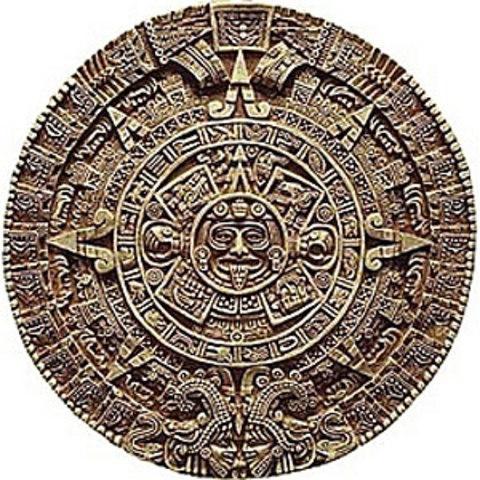Mayas (11 de agosto del 3114 a. C)