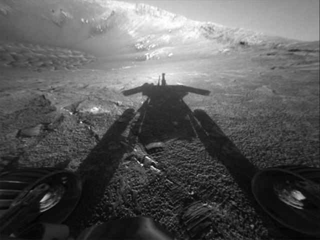 Opportunity, Spirits twim rover is launched