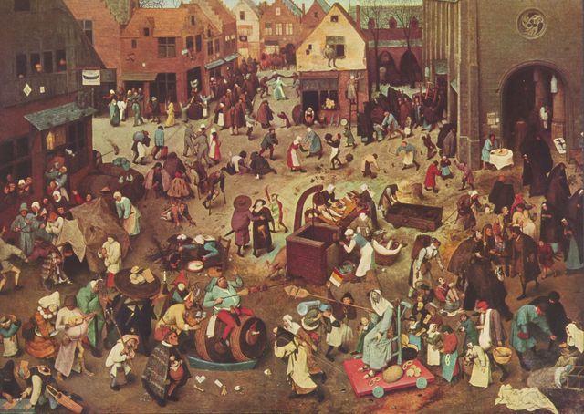 SURGIMIENTO DE LOS MERCADOS (siglo VI)